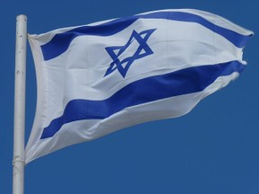 Image: Flag of Israel