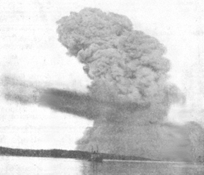 Image: Halifax Explosion cloud