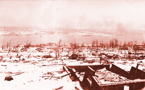 Image: Richmond District after the Halifax Explosion