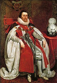 James I was the first Stuart King of England