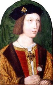 Arthur Tudor was just 15 years old when he died
