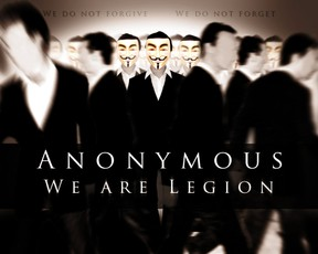 Image: We Are Legion