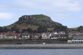 Image: Castell Deganwy