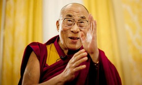 The Dalai Lama calls himself a feminist