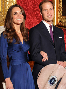 Image: Prince William and Kate Middleton engagement