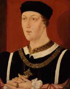 Henry VI's body was exhumed in 1910 to determine the cause of death