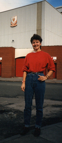 Image: Jo Harrington Anfield 1988