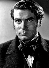 Laurence Olivier as the thoroughly unlikeable Heathcliff
