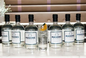 The Newest Designer Gin - Mason's Yorkshire