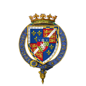 Henry Fitzroy's Coat of Arms