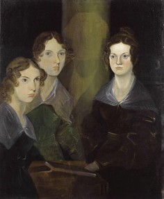 The Bronte sisters painted by Branwell