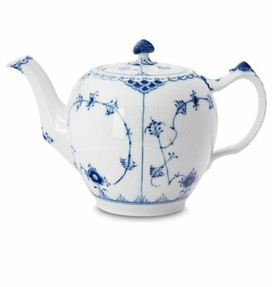 Royal Copenhagen Blue Teapot