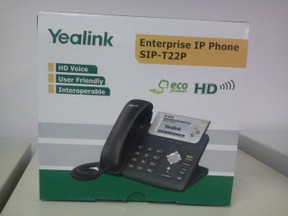 VOIP Phone Option