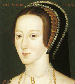 What would have happened if Anne Boleyn had a boy?