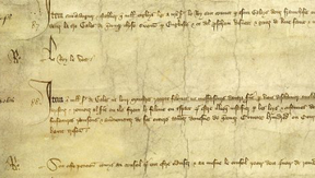 Image: Anti-Welsh Penal Laws 1402