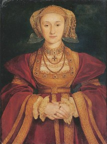 Anne of Cleves may not have lived had she fought back