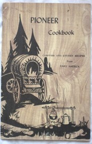 Pioneer cooking book