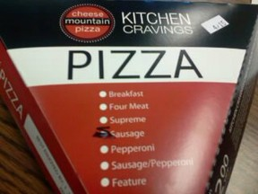Kitchen Cravings Pizza