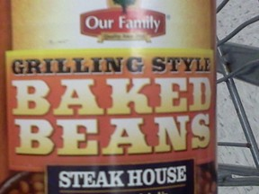 Our Family Baked Beans