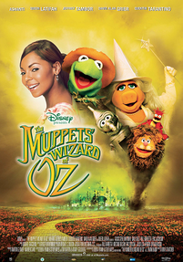 Muppets Wizard of Oz Movie Poster