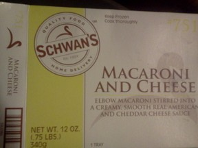 Schwan's Macaroni and Cheese