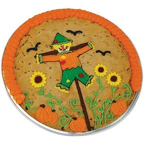 Harvest Cookie Cake