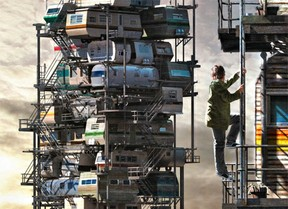 Image: Ready Player One Stacks