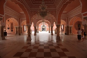 City Palace Interiors Jaipur