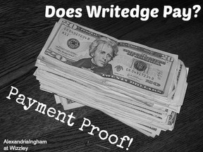 Does WRitedge Pay?