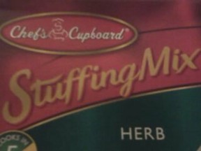 Chef's Cupboard Stuffing
