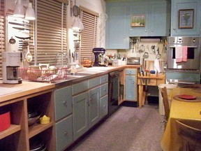 Julia Child's Kitchen at Smithsonian