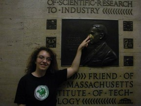 Making a return visit to MIT several years ago