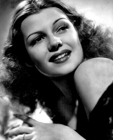 Rita Hayworth (photo courtesy of Pixabay)