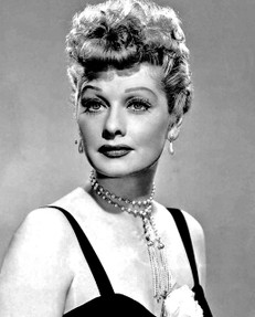 Lucille Ball (photo courtesy of Pixabay)