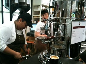 Eataly espresso makers