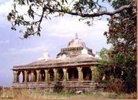 Temple at Bandhavgarh