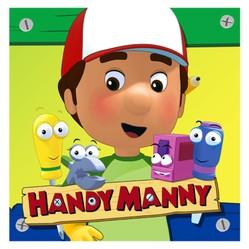 Groovy Handy Manny Cakes Birthday Cards Printable Inklcafe Filternl