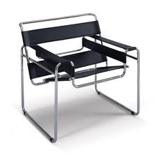 Marcel Breuer Designed The Chair, Also Known As The Model B3, In The Mid  1920s At The Bauhaus Facility, An Institution Which Gave Rise To An Entire  Style ...