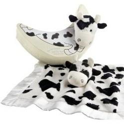 Cute Cow Crib Bedding Sets