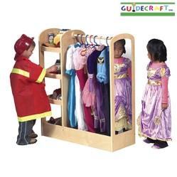 dress up storage for children 39 s costumes. Black Bedroom Furniture Sets. Home Design Ideas