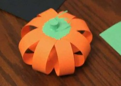 how to make halloween decorations out of paper