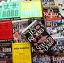 Jd Robb Book List in Death Series