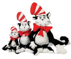 Dr Seuss Stuffed Animals My Favorite Characters In Plush