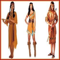 Do you find these lovely Pocahontas costumes right for Halloween?  sc 1 st  Wizzley & Sexy Pocahontas Halloween Costume for Women