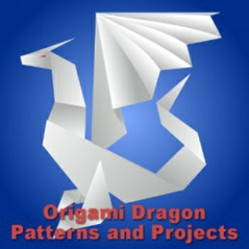 How to fold the Origami Fiery Dragon Origami fiery dragon ... | 249x249